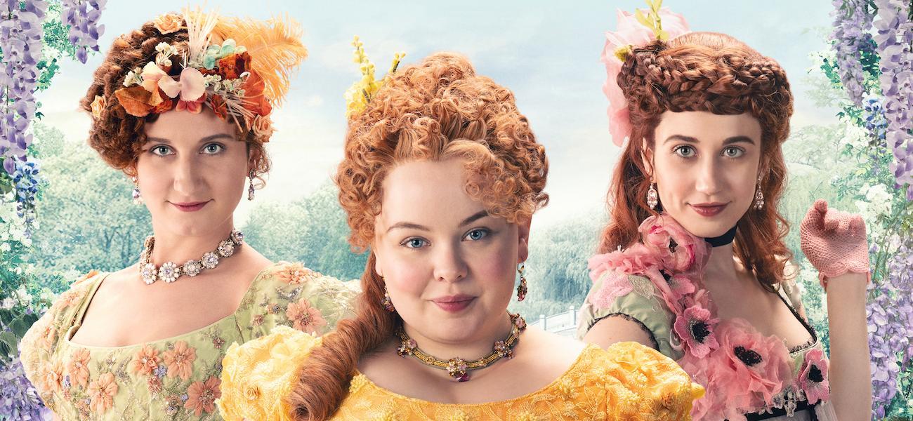 BESSIE CARTER Stars in NEW Period Drama BRIDGERTON on Netflix