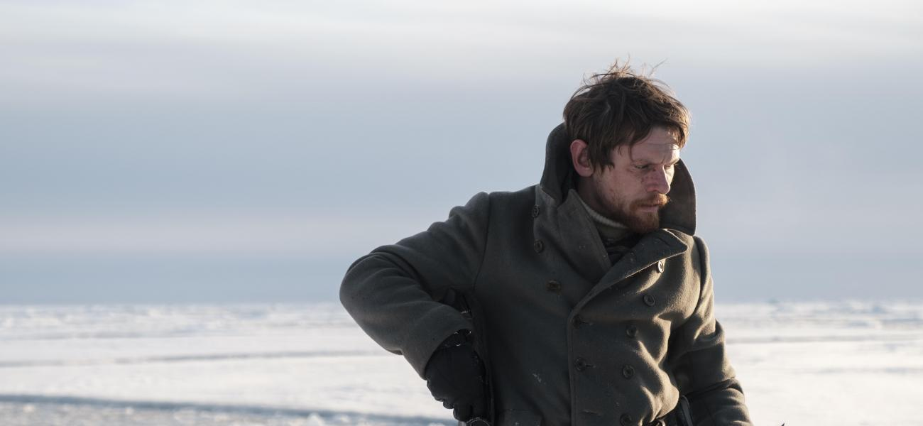 JACK O'CONNELL STARS IN THE NORTH WATER