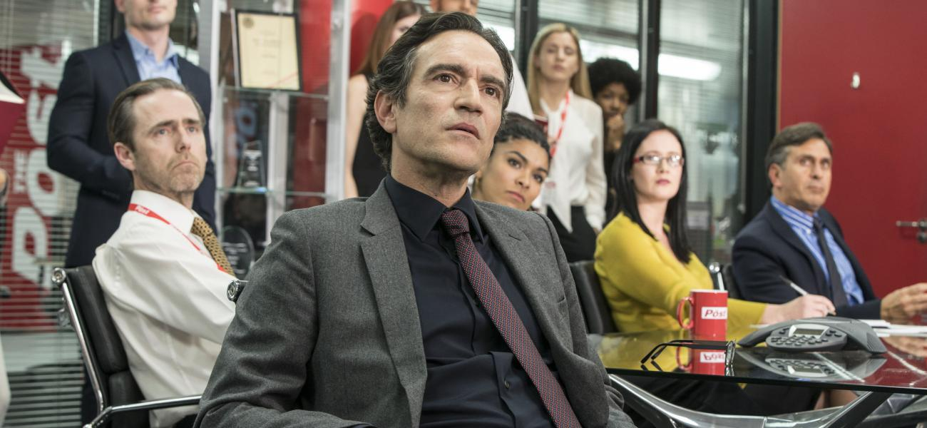 BEN CHAPLIN Stars in BBC One Drama, PRESS
