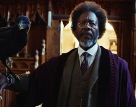 His Dark Materials stars Clarke Peters and Helen McCrory