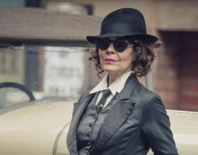 PEAKY BLINDERS season 5 is back with HELEN MCCRORY and KINGLSEY BEN-ADIR