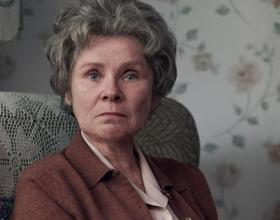 IMELDA STAUNTON at The Bridge Theatre in TALKING HEADS: A LADY OF LETTERS