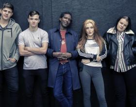 LEMN SISSAY Fronts Channel 4 Documentary, SUPERKIDS: BREAKING AWAY FROM CARE