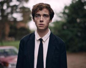 Alex Lawther in THE END OF THE F****ING WORLD Season 2