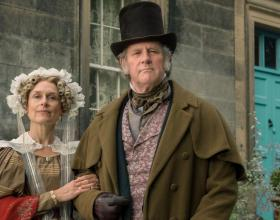 Peter Davison stars in BBC One's GENTLEMAN JACK