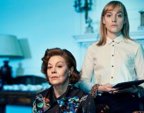 BBC Drama ROADKILL Starring Helen McCrory and Olivia Vinall